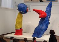 Raïms visitem la Fundació Miró