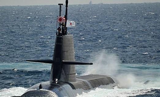 Jepang Akan Pamer Kemampuan Kapal Selam Miliknya Dihadapan Militer Australia