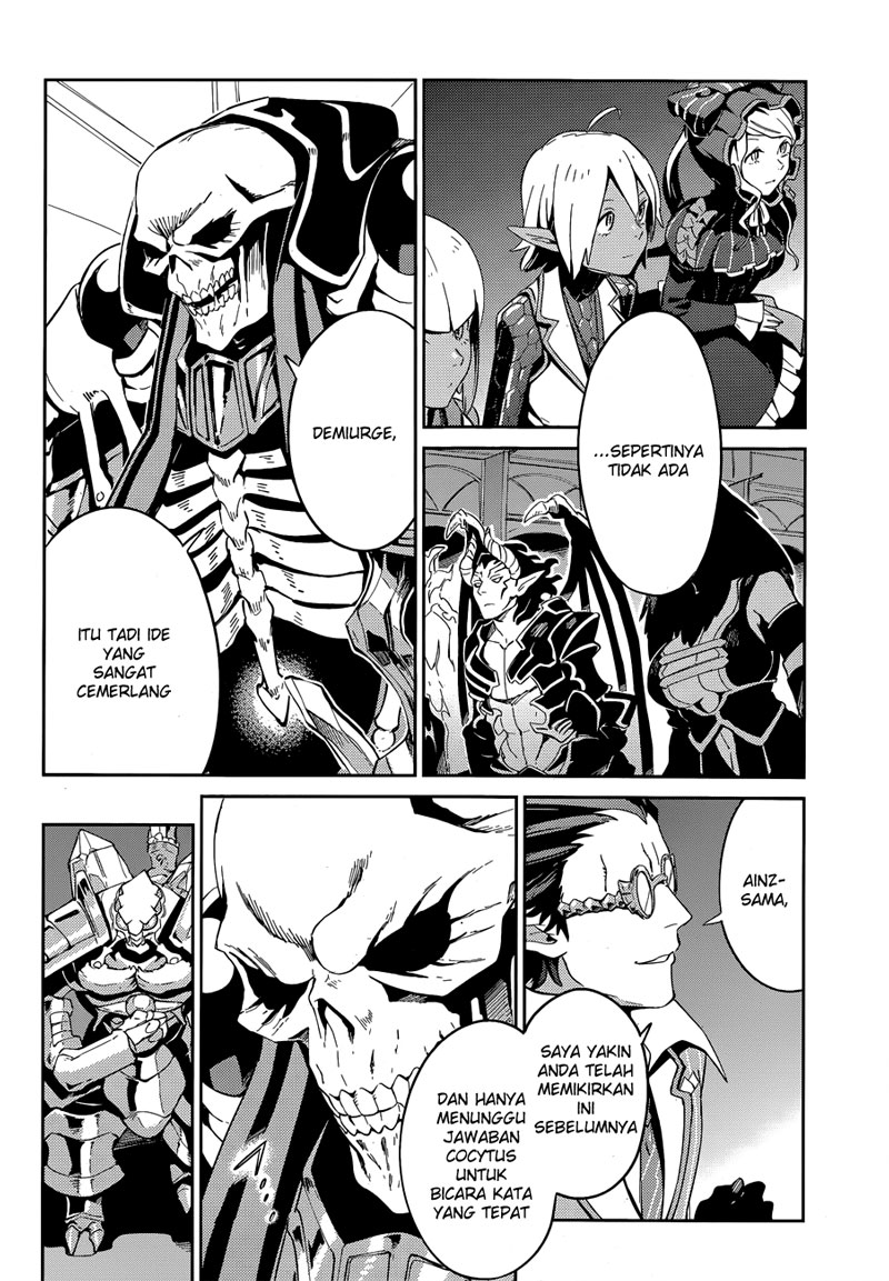 Baca Komik Overlord chapter 23 Bahasa Indonesia