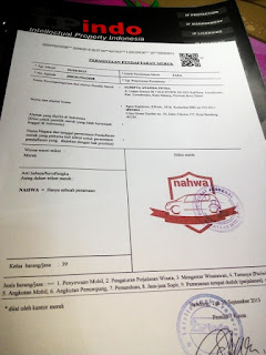 Hak Cipta Nahwa Travel Jasa Travel dan Rental Mobil di Malang