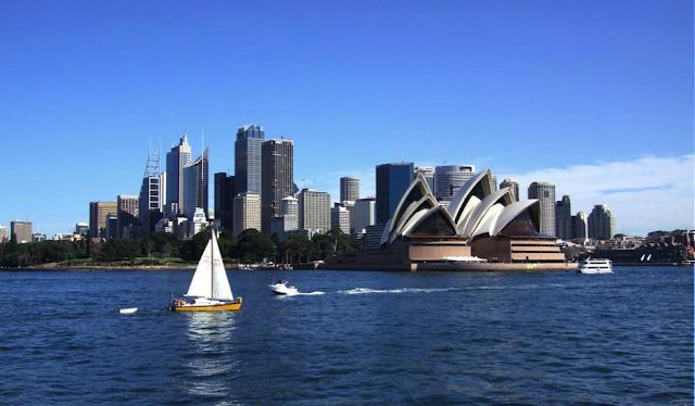 Sydney Opera House | www.wanderfulexperience.info