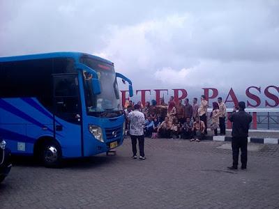 Bus Pariwisata Murah Jogja