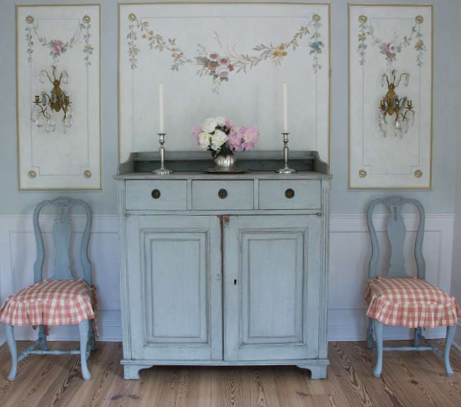 Swedish Country Home Decor: Swedish Vs. French Country