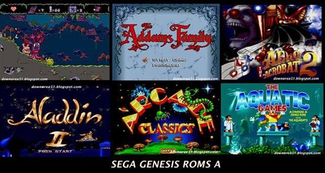 Images of Sega Genesis Roms - #rock-cafe