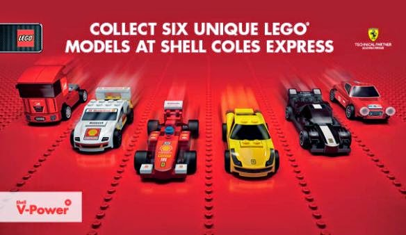 Shell V Power Lego 2014 2015 Collection Now In Malaysia Best