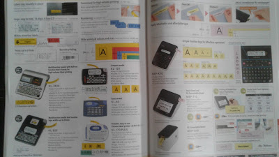 label printer casio