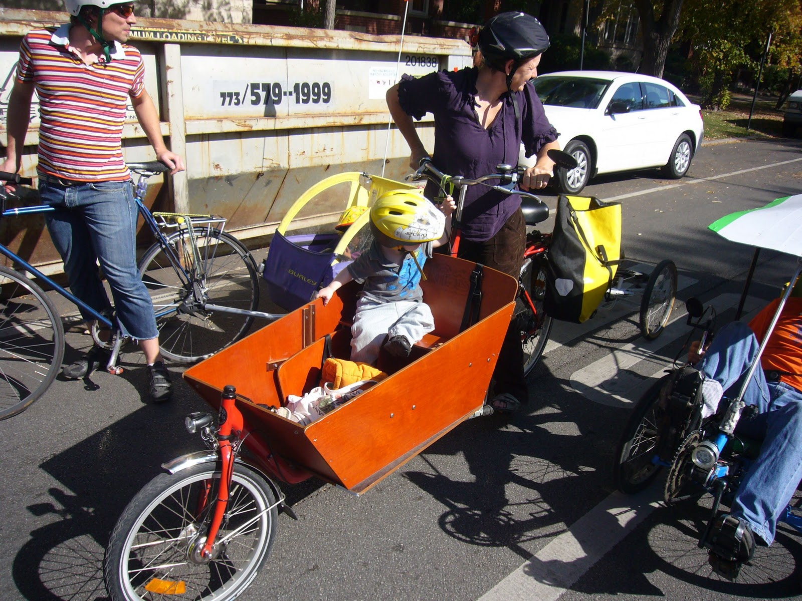 b4cdf45b831 this Bakfiets Cargobike Long is our favorite bike