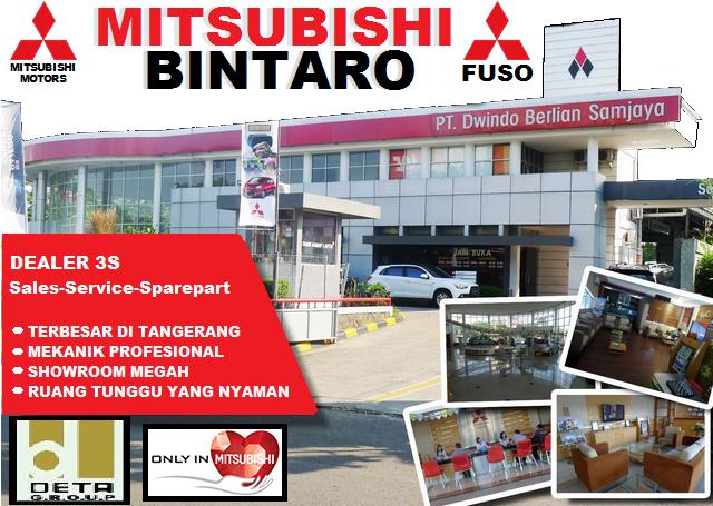 Dealer resmi Mitsubishi di Tangerang