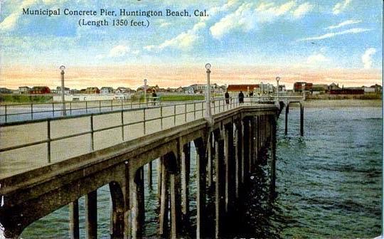 Historic huntington beach 1914 to 2014 huntington beach for Huntington beach pier fishing