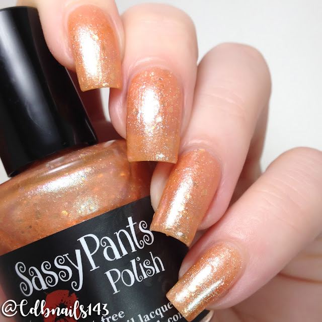 Sassy Pants Polish-Mermaid's Dream