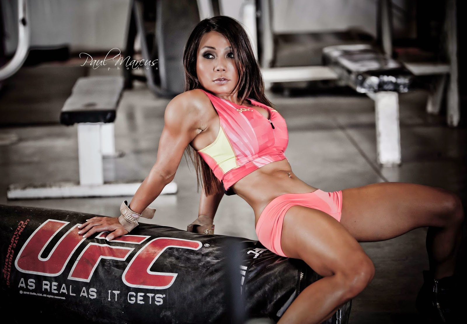 Khanh T Nguyen - Hottest Fitness Women