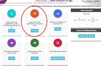 Voter id card, voter id card kya hai, what is voter id card, voter id card ke liye online apply, how to online apply for voter id card, online pahchan patra kaise banaye