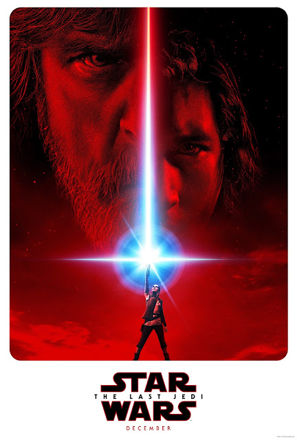 Star Wars: The Last Jedi teaser poster