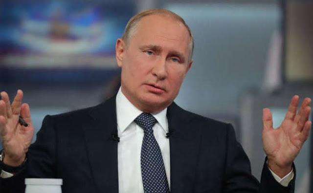 """بوتين:""""سوريا ليست ميدانا لتجربة الأسلحة الروسية""""ولا ننوي حاليا سحب قواتنا"""