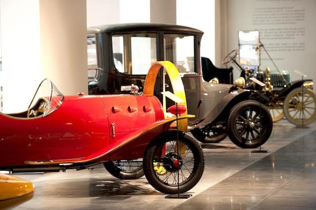 Museu Automovilístico y de la Moda em Málaga