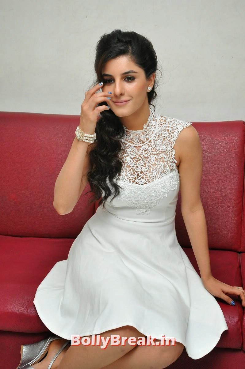 70, Isha Talwar Latest Photoshoot Pics in White Dress