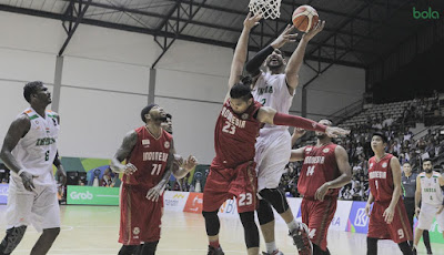 Test Event Asian Games 2018, Timnas Basket Indonesia Raih Emas