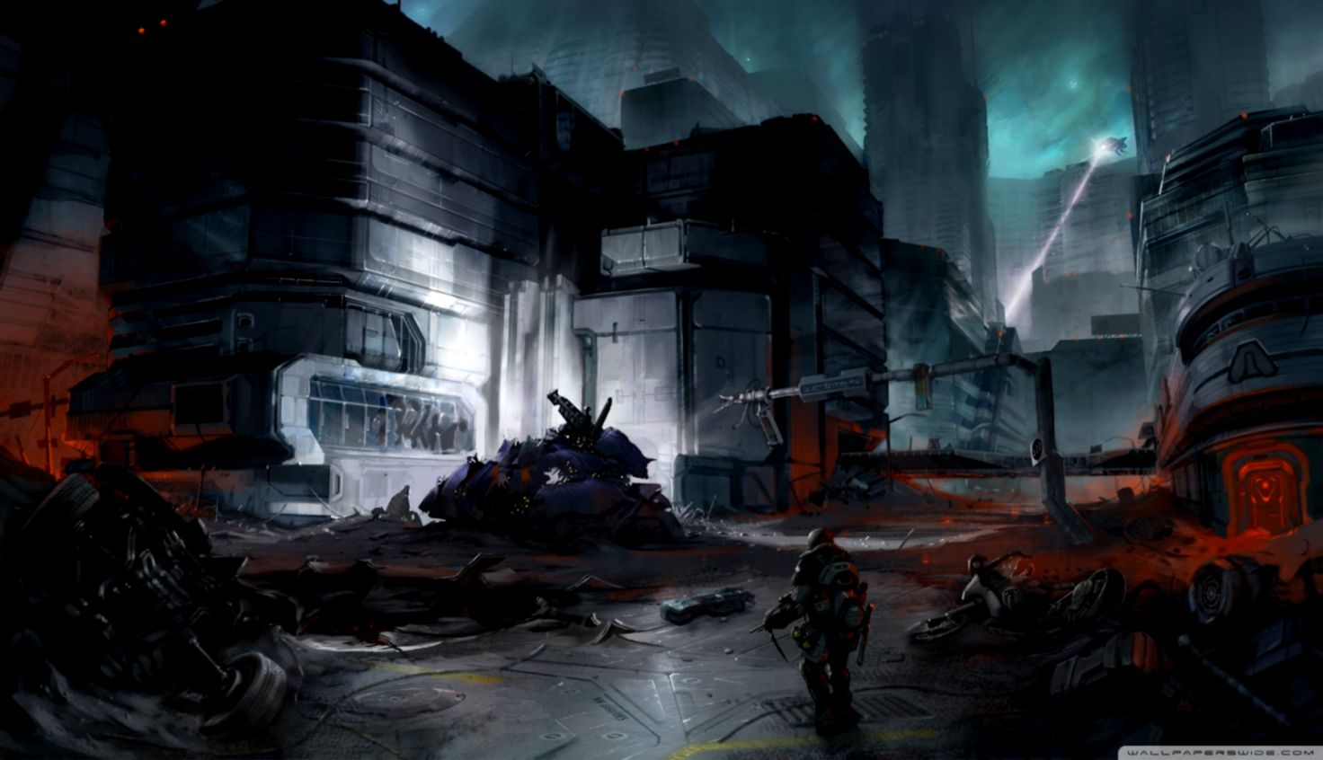 Halo 3 Odst Gaming Wallpaper Wallpapers Pretty