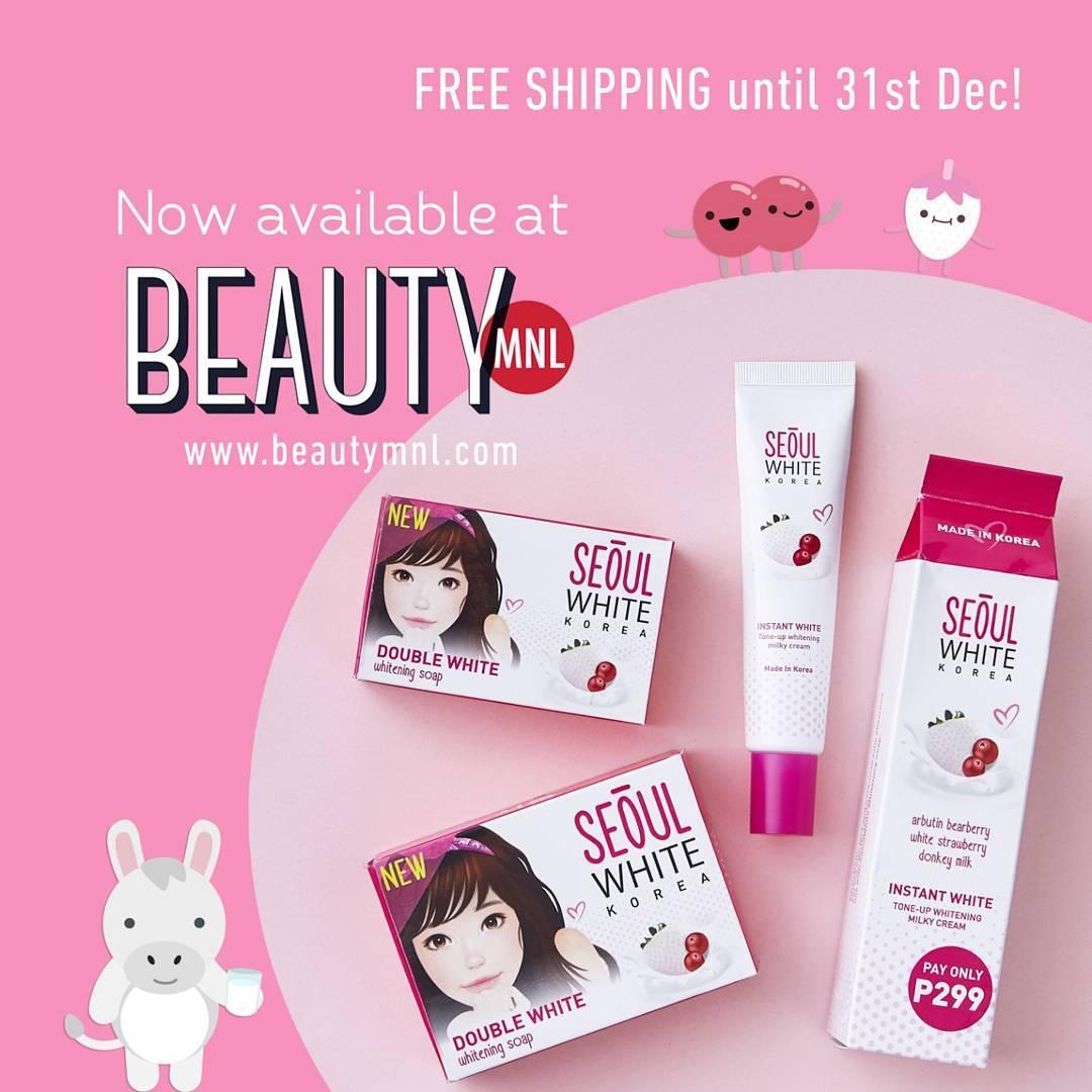 Senka White Beauty Lotion Ii Review: Pinay Beauty And Style: Seoul White Korea Instant White