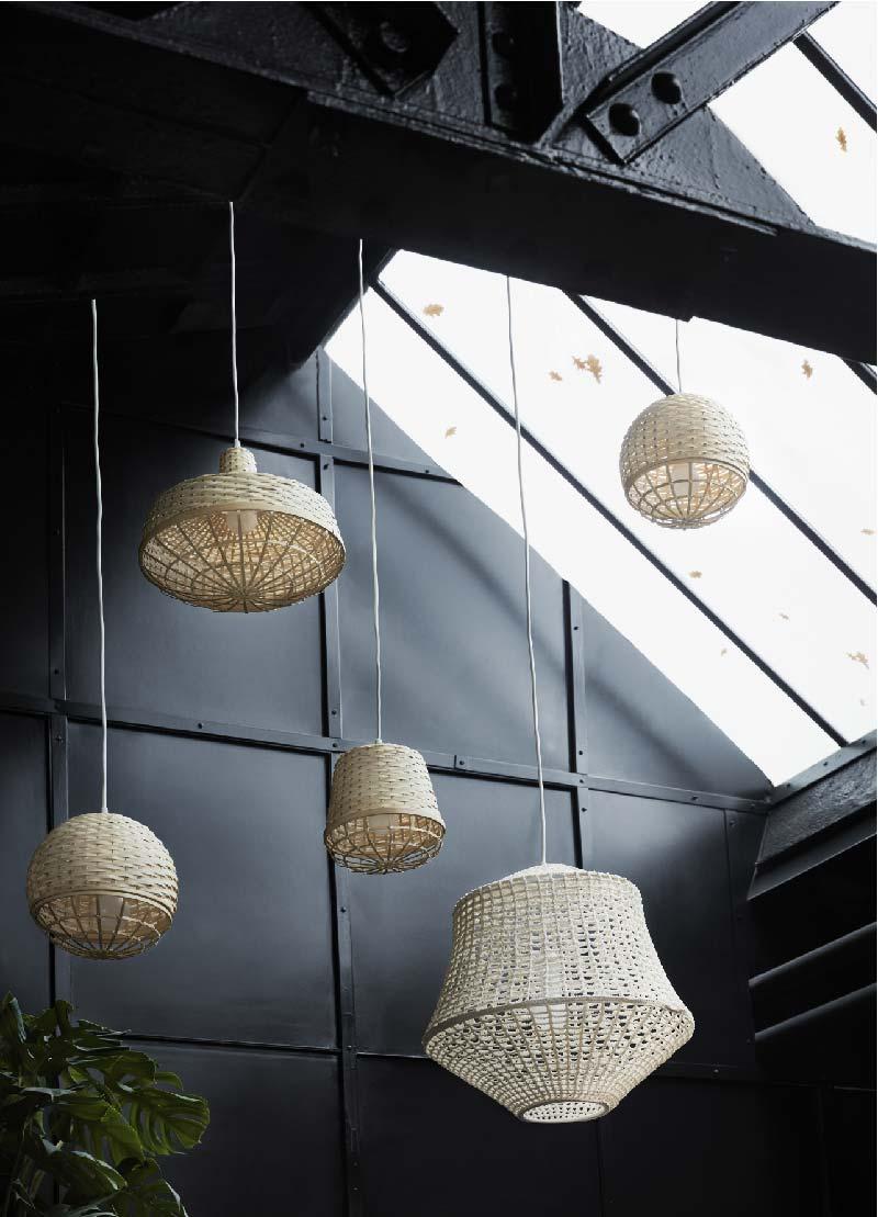 lampade a sospensione INDUSTRIELL di IKEA