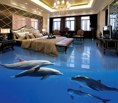 Best 3D floor tiles extremely amazing designs