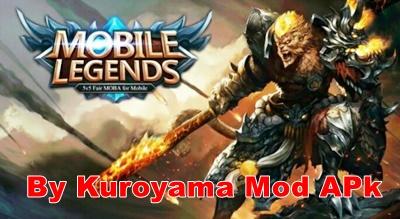 Download Mobile Legends Kuroyama Mod Apk