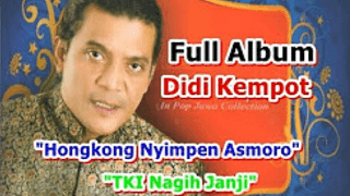 Lirik Lagu Hongkong Nyimpen Asmoro - Didi Kempot