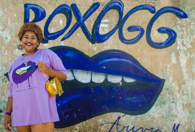 A baiana Aurea Semiséria lança seu EP - #ROXOGG!