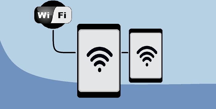 Cara Berbagi Koneksi Internet WIFI ke HP Android Lain