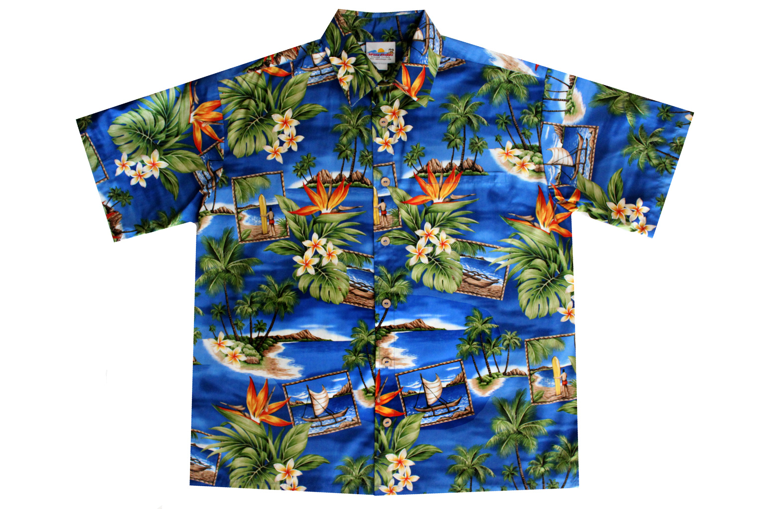 736abf435135f Mens Hawaiian Shirts At Walmart