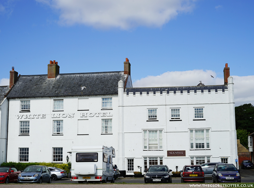 The White Lion Hotel in Aldeburgh - Suffolk