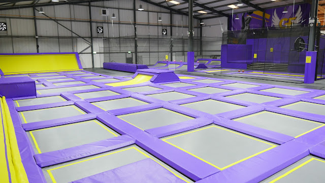 5 Trampoline Parks to Bounce Around in the North East - Cramlington, Newcastle, Durham, Sunderland and Teesside