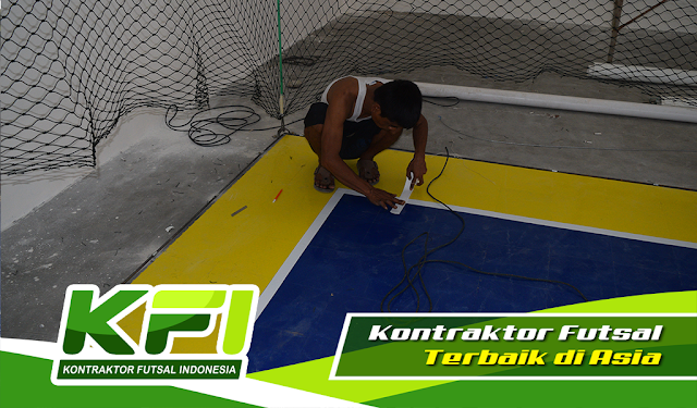 Karpet Futsal Murah, Karpet Futsal Interlock, Lantai Futsal Karpet