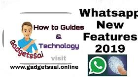 Whatsapp fingerprint feature, doodle emoji, group privacy