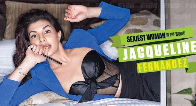 Jacqueline Fernandez FHM India April 2017 Photoshoot