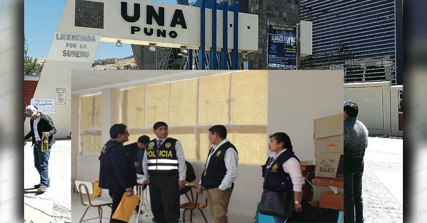 UNA PUNO: Mafia cobraba hasta 15 mil soles para asegurar ingreso en Examen de Admisión a la Universidad Nacional del Altiplano