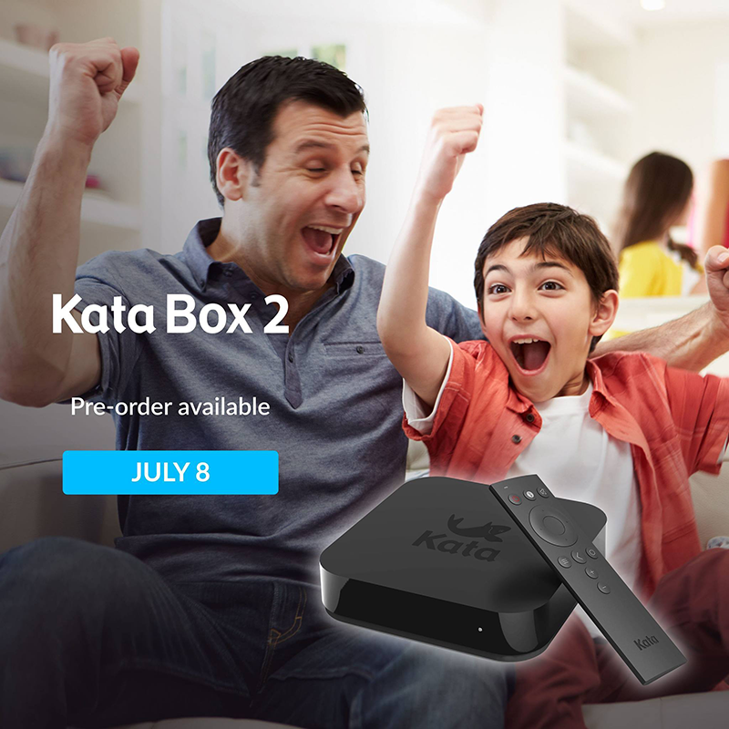 Kata Box 2 announced, priced at 2,499 Pesos only!