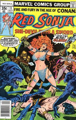 Red Sonja #11