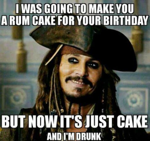 Happy Birthday Meme For Guys