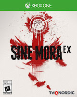 Sine Mora Ex Game Cover Xbox One