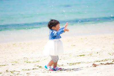 沖縄ファミリーフォト出張撮影