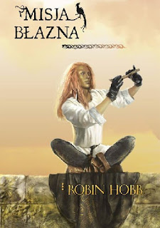 Misja błazna - Robin Hobb
