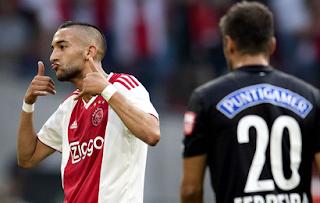 مشاهدة مباراة بايرن ميونخ وأياكس أمستردام بث مباشر بتاريخ 02-10-2018 دوري أبطال أوروبا