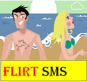 flirt SMS for girlfriend, boyfriend