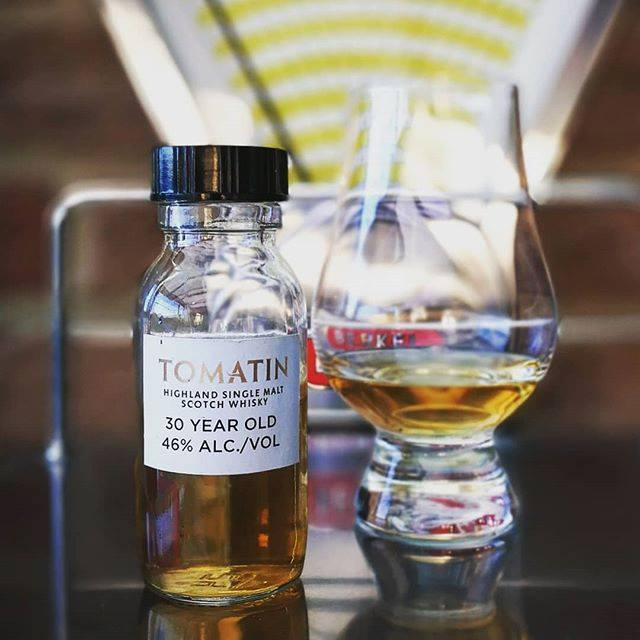 Tomatin 30YO sample