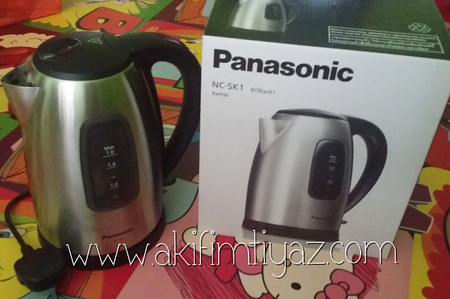 Kettle Panasonic