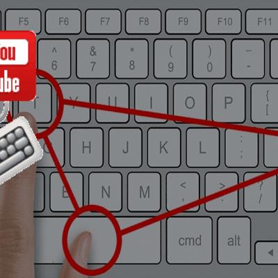 أهم إختصارات لوحة المفاتيح في اليوتوب و التي ستمكنك من إستعماله بسهولة و إحترافية أكثر