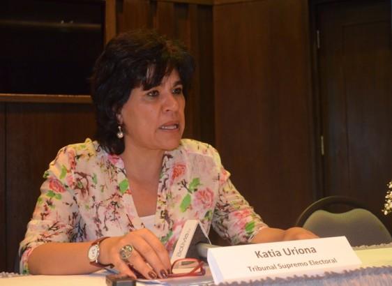 Uriona dijo que Sala Plena llegó a una situación encontrada con sus valores personales / FUENTE DIRECTA