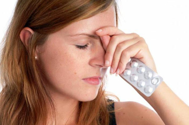Tension Headache Remedy Treatment