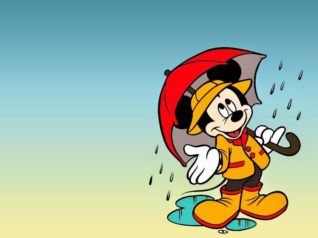 Animasi Bergerak Kartun Micky Mouse Keren